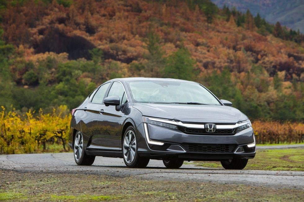 Honda Clarity Plug-In Hybrid.