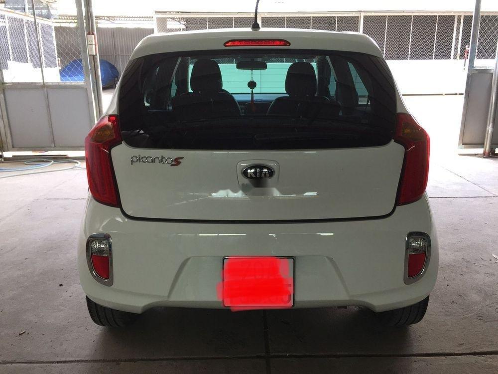 Cần bán Kia Picanto năm 2014, màu trắng số tự động (4)