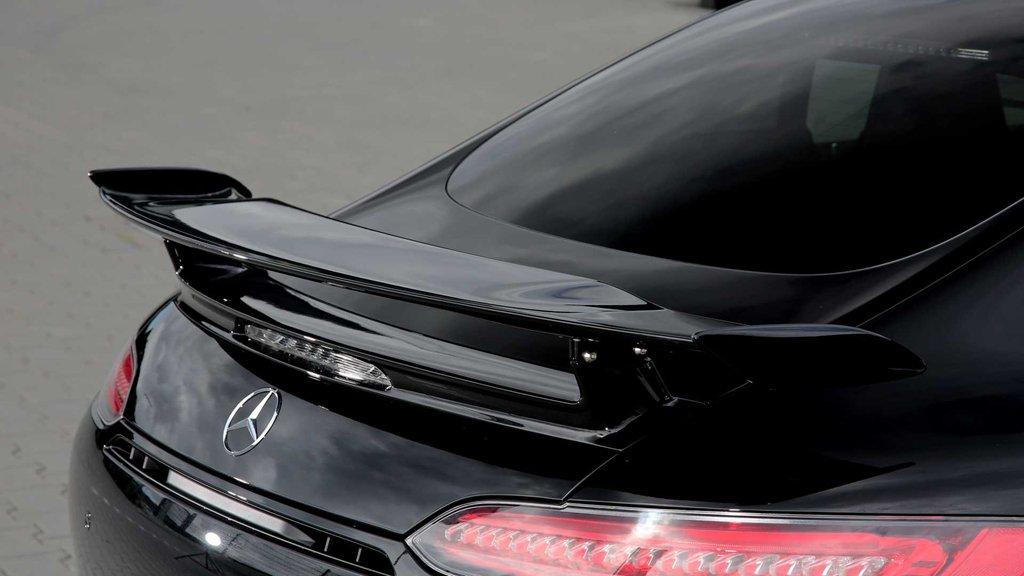 Ngắm bản độ Mercedes-AMG GT R mạnh 880 mã lực của Posaidon a9