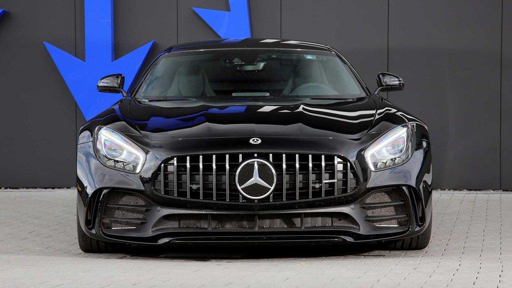 Ngắm bản độ Mercedes-AMG GT R mạnh 880 mã lực của Posaidon a2