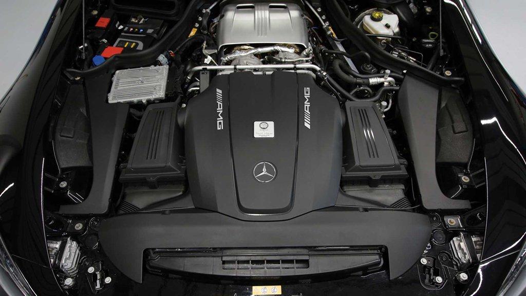 Ngắm bản độ Mercedes-AMG GT R mạnh 880 mã lực của Posaidon a6
