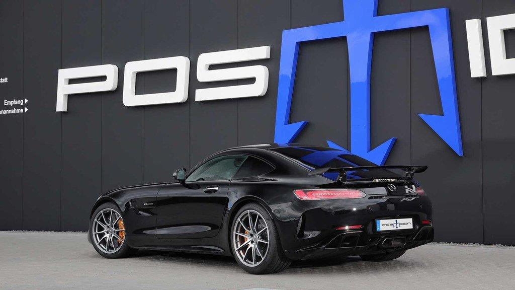 Ngắm bản độ Mercedes-AMG GT R mạnh 880 mã lực của Posaidon a4