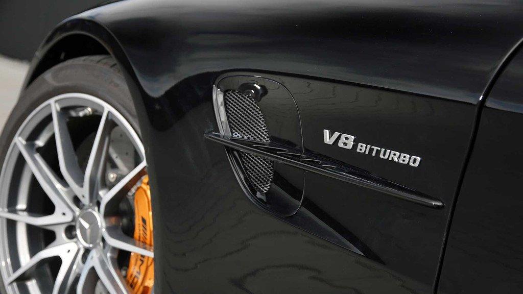 Ngắm bản độ Mercedes-AMG GT R mạnh 880 mã lực của Posaidon a8