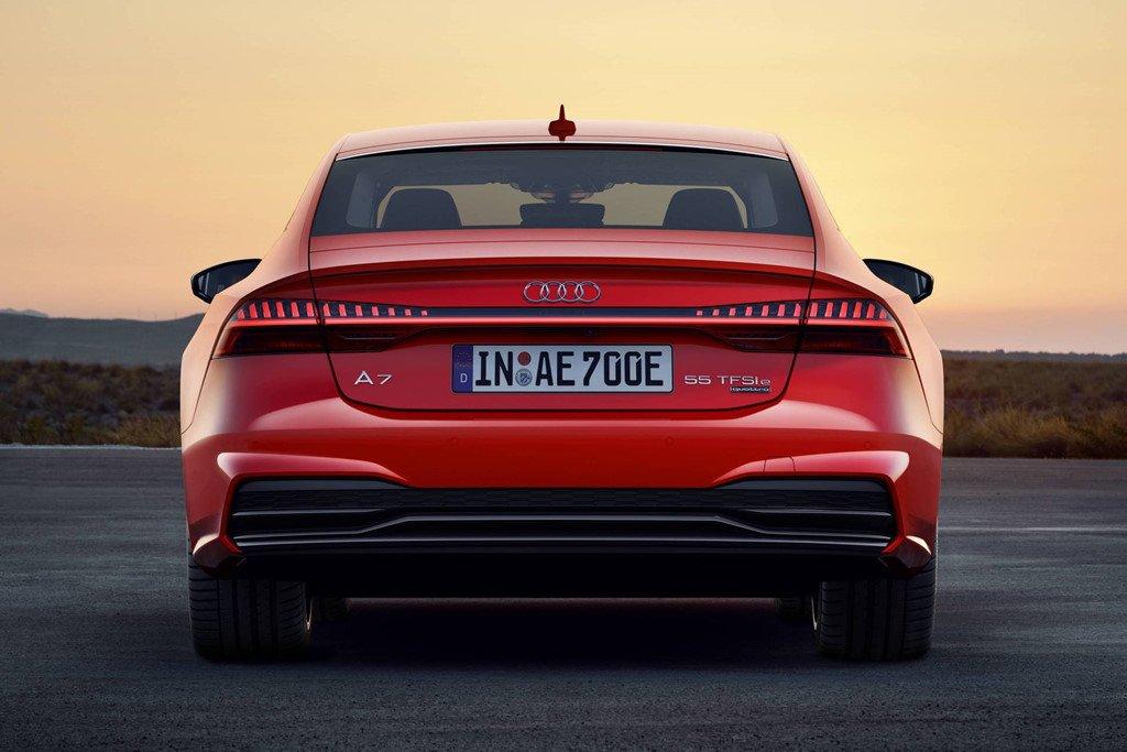 Audi A7 2020 Sportback 55 TFSI e quattro chính thức mở bán a2