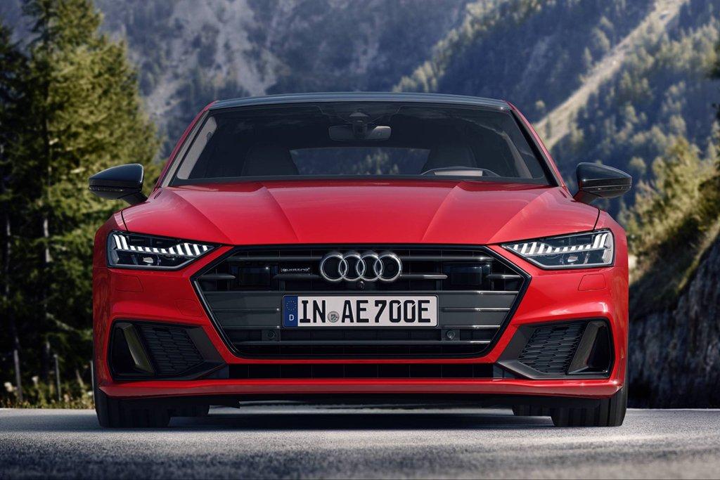 Audi A7 2020 Sportback 55 TFSI e quattro chính thức mở bán a1