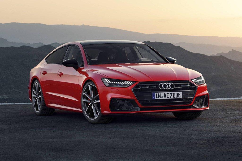 Audi A7 2020 Sportback 55 TFSI e quattro chính thức mở bán a3