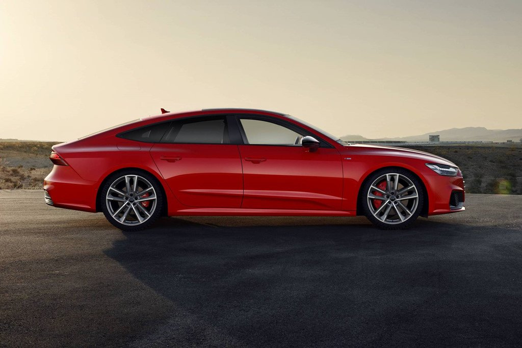 Audi A7 2020 Sportback 55 TFSI e quattro chính thức mở bán a5