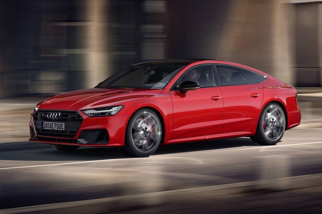 Audi A7 2020 Sportback 55 TFSI e quattro chính thức mở bán a9