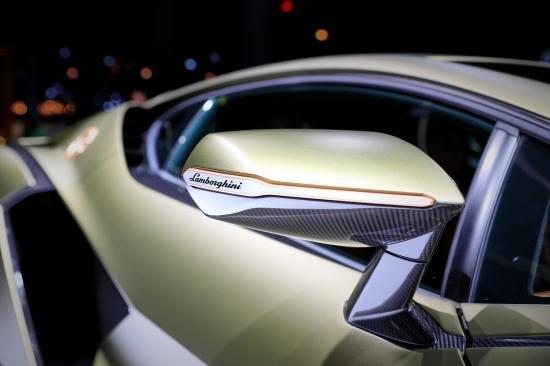 Siêu xe Hybrid Lamborghini Sian trình làng tại Frankfurt Motor Show 2019 a6