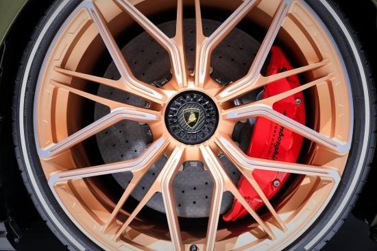 Siêu xe Hybrid Lamborghini Sian trình làng tại Frankfurt Motor Show 2019 a5