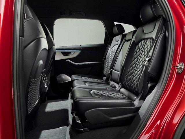 Audi Q7 2020 facelift trình làng tại triển lãm ô tô Frankfurt a12