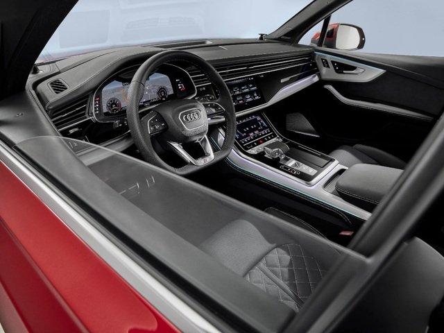 Audi Q7 2020 facelift trình làng tại triển lãm ô tô Frankfurt a15