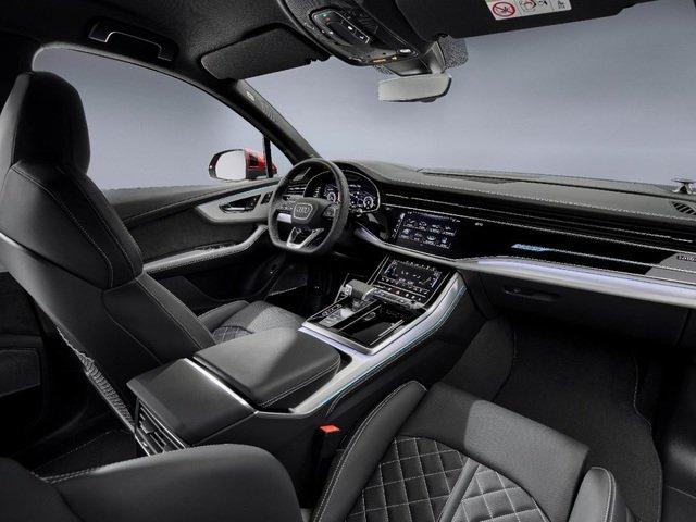 Audi Q7 2020 facelift trình làng tại triển lãm ô tô Frankfurt a13