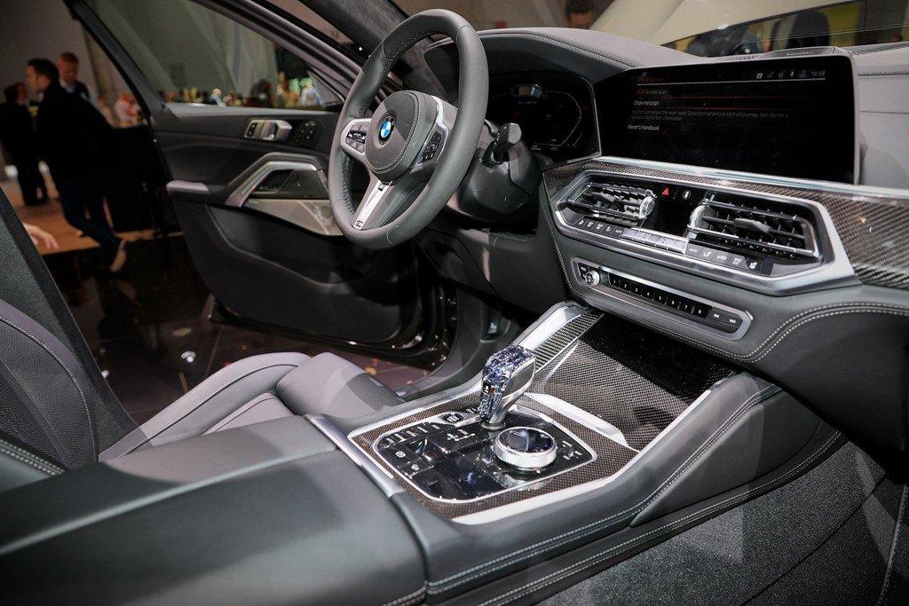 BMW X6 thế hệ mới gây ấn tượng mạnh khi xuất hiện tại triển lãm Frankfurt Motor Show 2019 a7