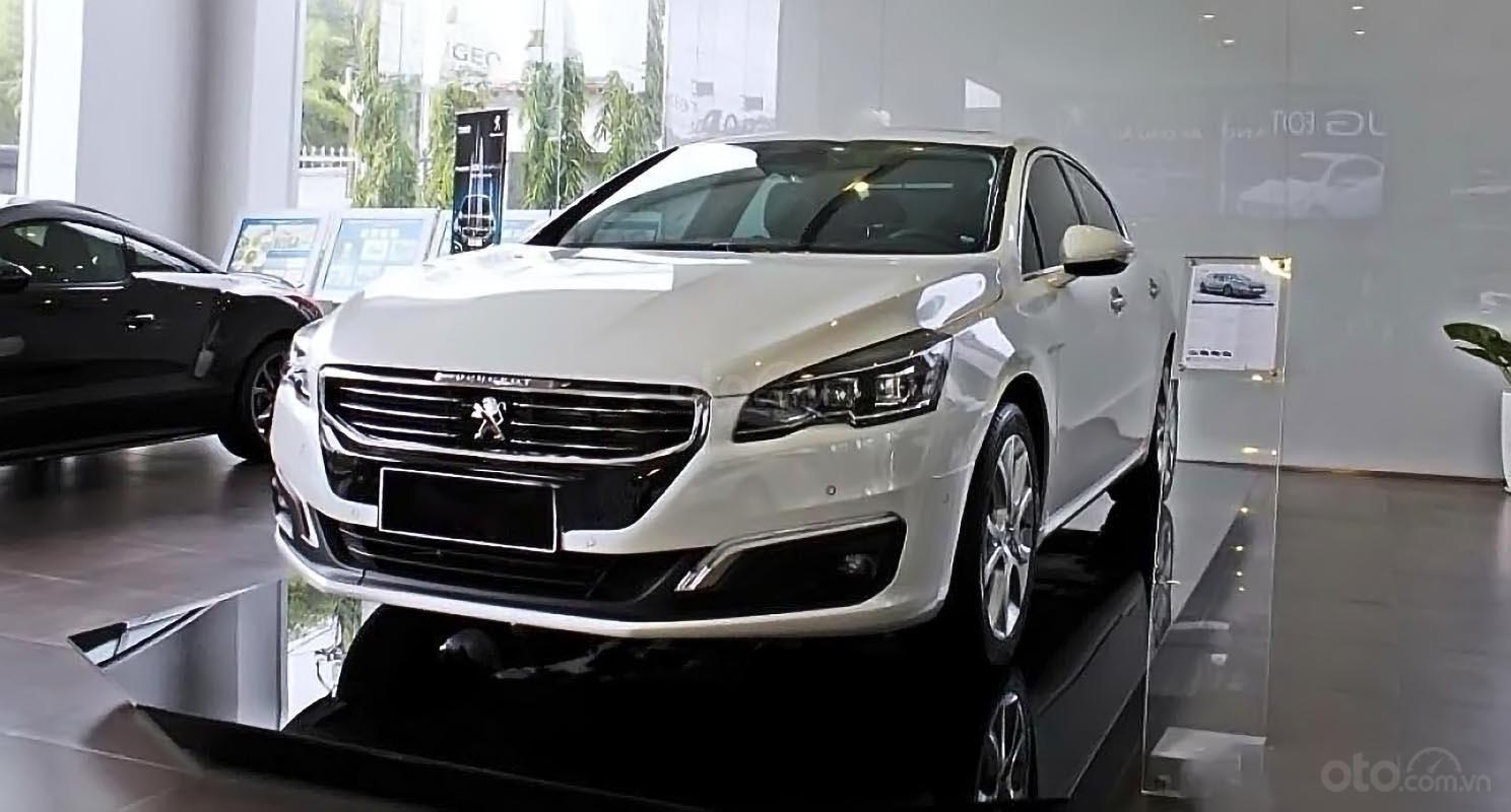 Bán ô tô Peugeot 508 1.6 AT đời 2015, màu trắng, nhập khẩu-0