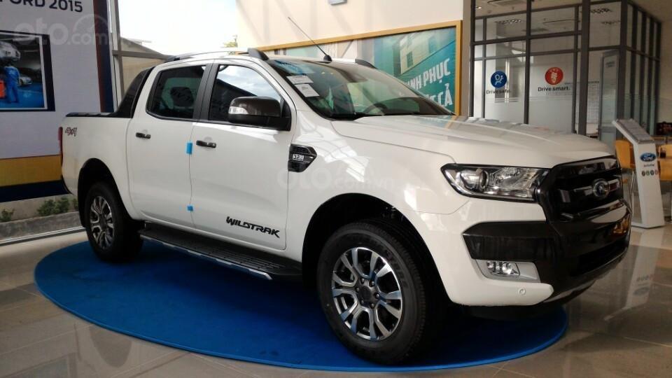 Ranger Wildtrak 4x4 và 4x2 giá cực tốt, trả góp tại Ford Quảng Ninh (5)