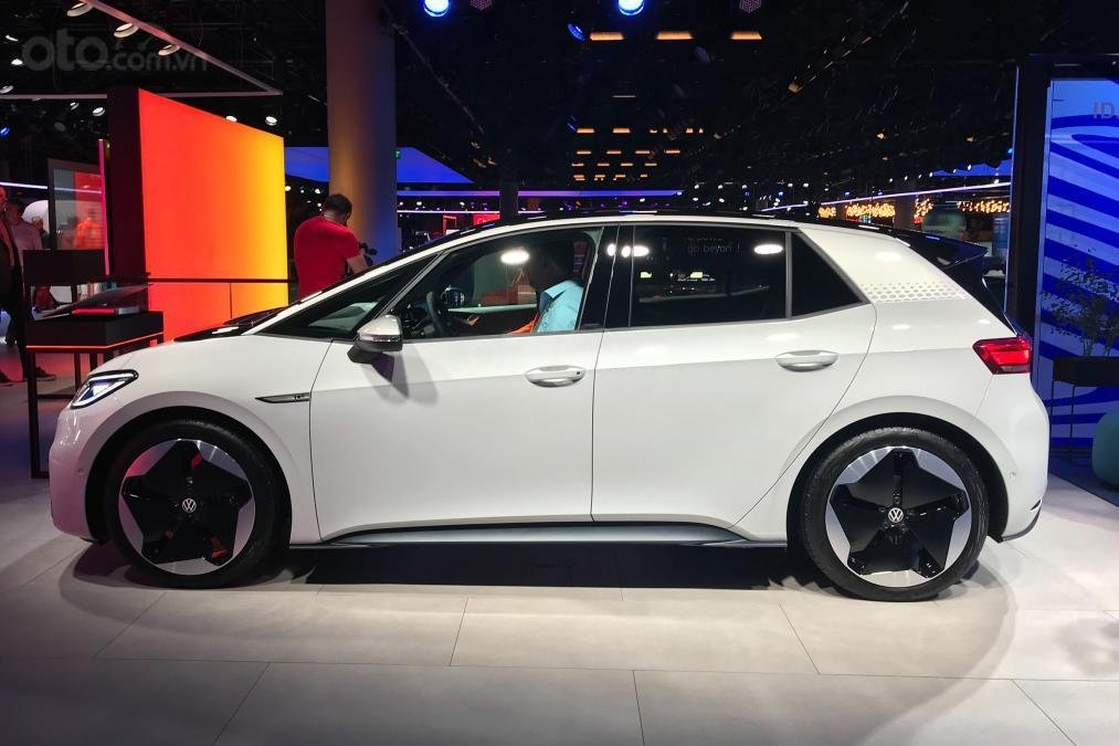 Volkswagen ID.3 sẽ mở ra kỷ nguyên mới cho hãng