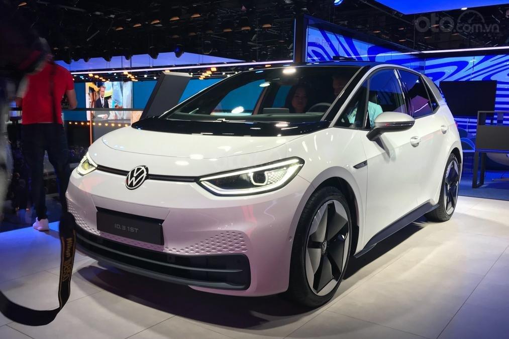 Volkswagen ID.3 bắt đầu sản xuất vào tháng 11 năm nay