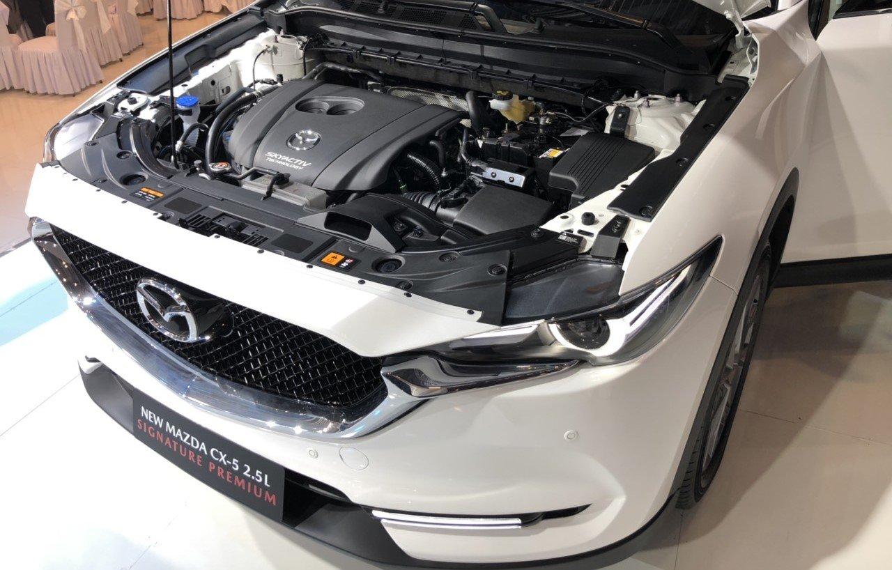 So sánh xe Nissan X-Trail 2019 và Mazda CX-5 2019 a30