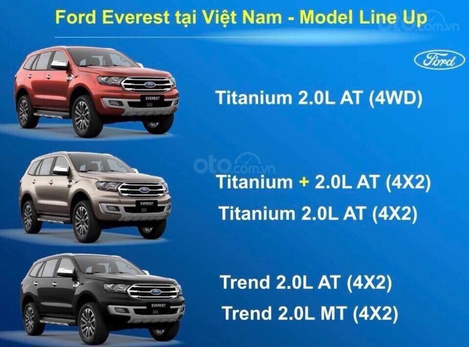 Cần bán Ford Everest 2.0 Trend 2019, xe nhập nguyên chiếc giá tốt nhất thị trường, tặng full phụ kiện,LH 0974286009 (6)