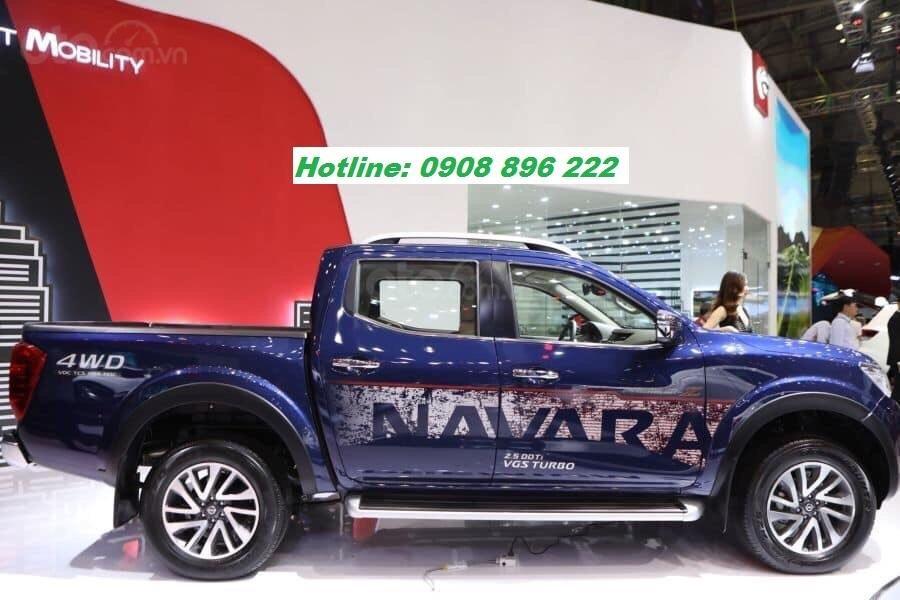 Bán tải Nissan Navara EL Premium Z 2020, vay 90%, giao xe ngay, LH 0908896222 (1)