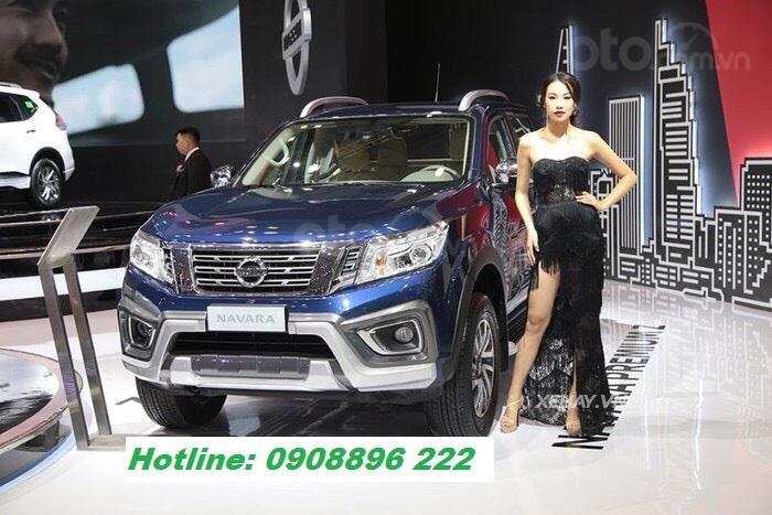 Bán tải Nissan Navara EL Premium Z 2020, vay 90%, giao xe ngay, LH 0908896222 (2)