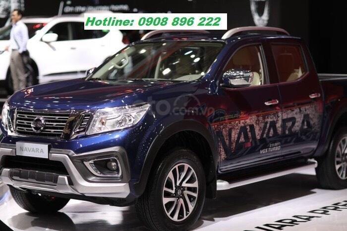 Bán tải Nissan Navara EL Premium Z 2020, vay 90%, giao xe ngay, LH 0908896222 (3)