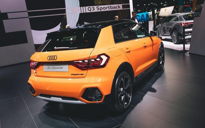 Audi A1 Citycarver.
