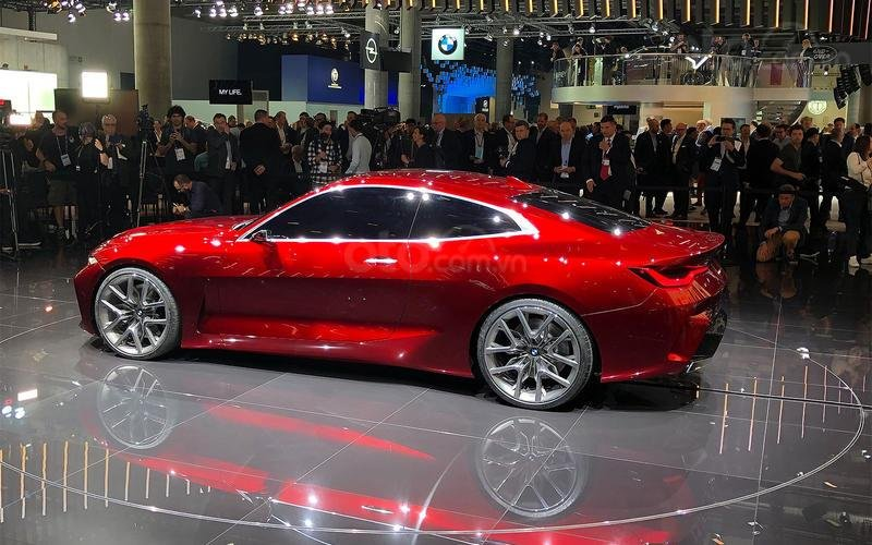 Mẫu concept của BMW 4 Series.