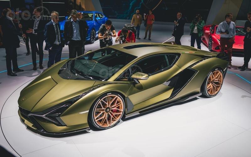 Lamborghini Siån FKP 37.