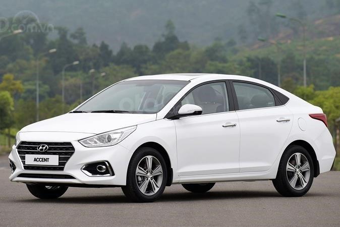 Hyundai Accent thích hợp cho người muốn sở hữu một chiếc sedan lịch lãm, trẻ trung a1
