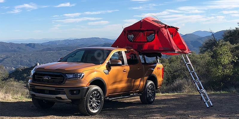 Phân khúc xe bán tải tháng 8/2019: Ford Ranger dẫn đầu a2