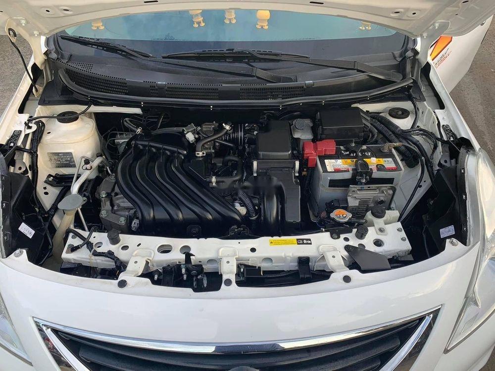 Lên đời bán Nissan Sunny đời 2014, màu trắng, nhập khẩu (4)