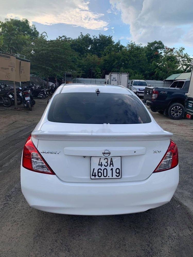 Lên đời bán Nissan Sunny đời 2014, màu trắng, nhập khẩu (2)
