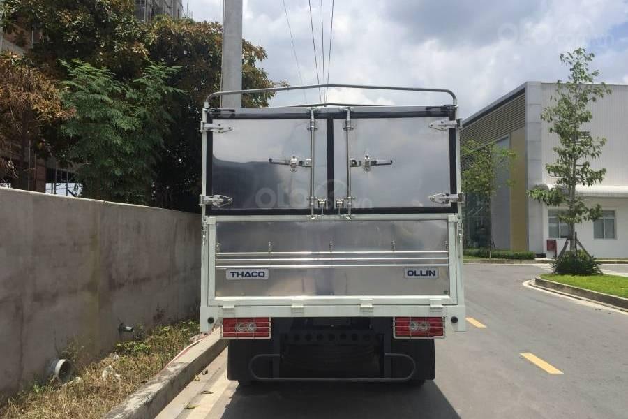 [ Thaco Lái Thiêu] Bán xe tải 3,5 tấn Thaco Ollin350. E4 động cơ Isuzu đời 2018 - Lh: 0944.813.912 (3)