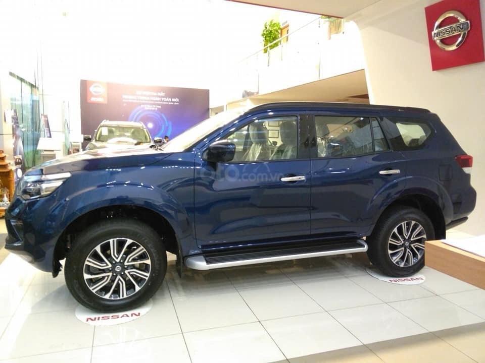 Bán Nissan Terra E năm sản xuất 2018, giá siêu tốt (2)