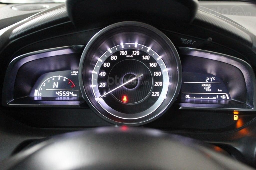 Cần bán xe Mazda 2 1.5AT đời 2017, màu trắng (10)