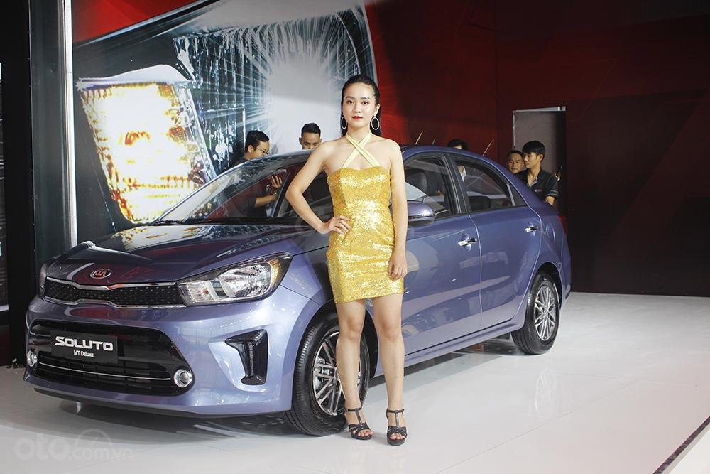 Kia Soluto 2019 tại Việt Nam 1