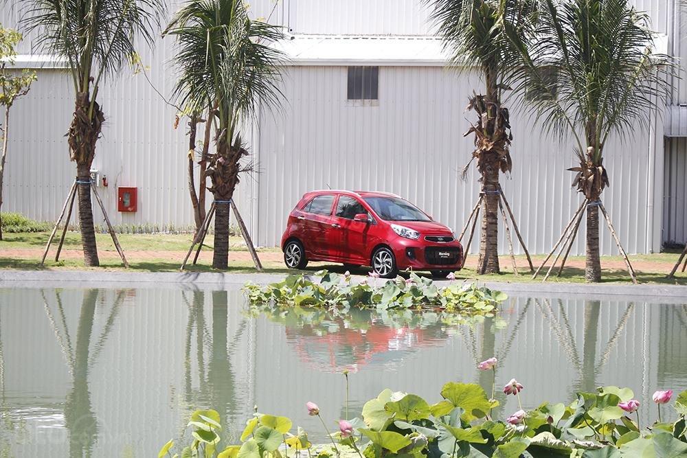 Nhà máy Thaco Kia nâng cấp 1