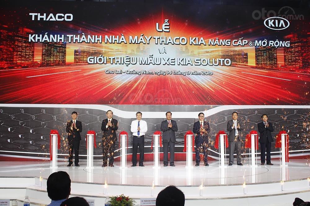 Nhà máy Thaco Kia nâng cấp 6
