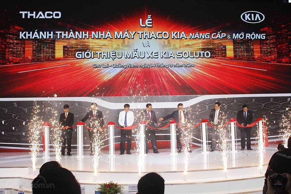 Lễ khánh thành nhà máy Thaco Kia