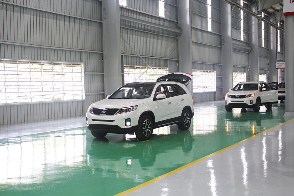 Nhà máy Thaco Kia nâng cấp 5