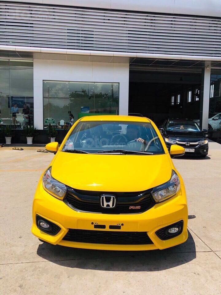 Honda Brio 2019 - với KM cực tốt chỉ có tại quận 2 (1)