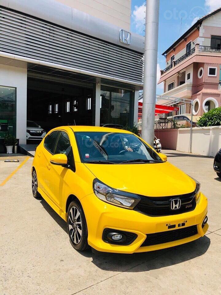 Honda Brio 2019 - với KM cực tốt chỉ có tại quận 2 (2)