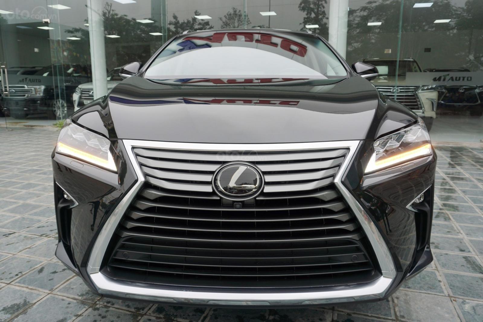 Bán Lexus RX 350 sản xuất 2019, màu đen, nhập Mỹ, giao ngay, LH 094.539.2468 Ms Hương (1)
