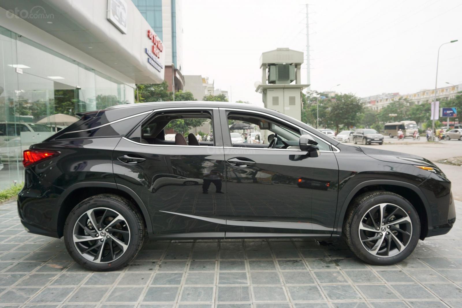 Bán Lexus RX 350 sản xuất 2019, màu đen, nhập Mỹ, giao ngay, LH 094.539.2468 Ms Hương (3)