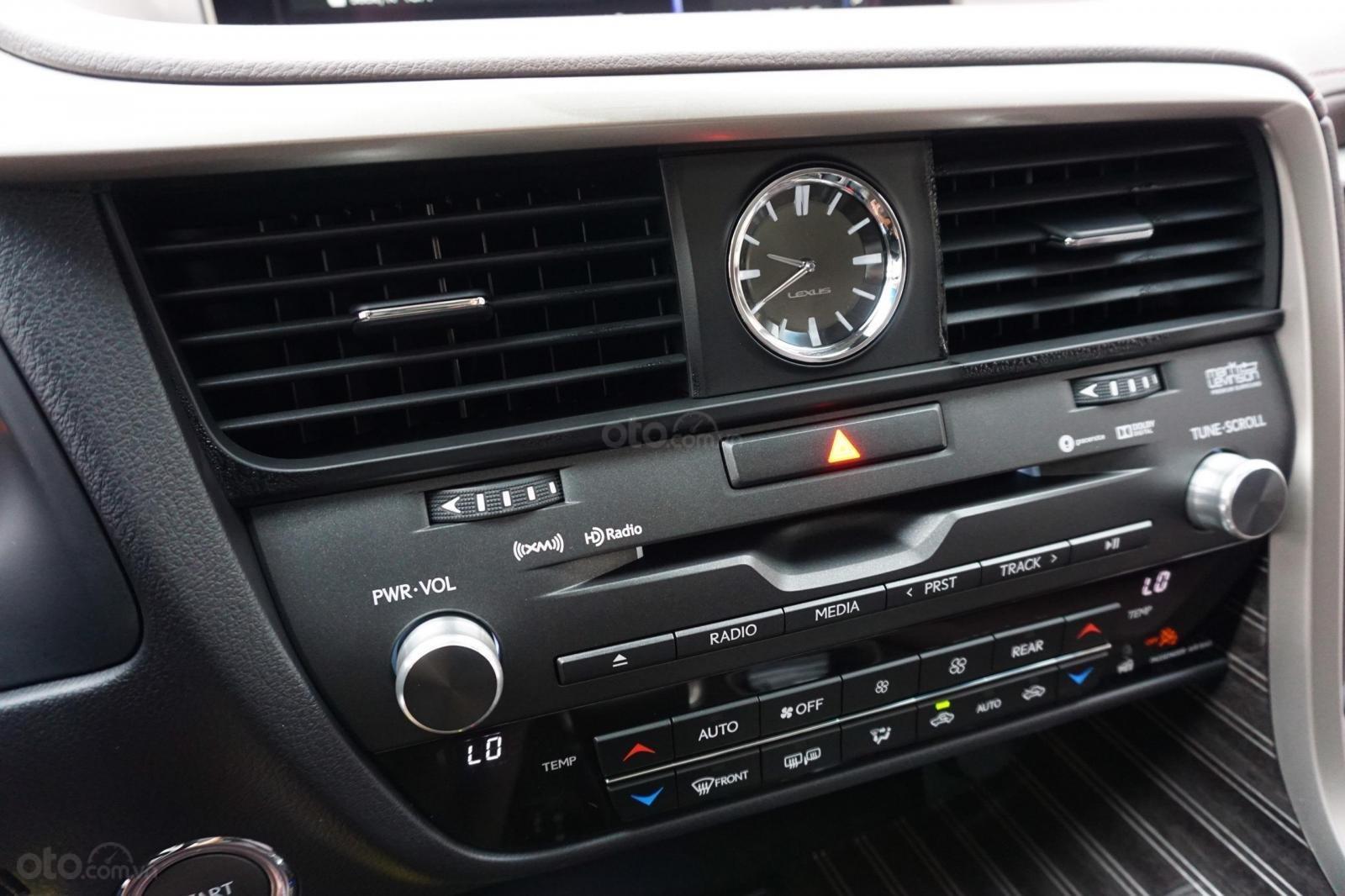 Bán Lexus RX 350 sản xuất 2019, màu đen, nhập Mỹ, giao ngay, LH 094.539.2468 Ms Hương (6)