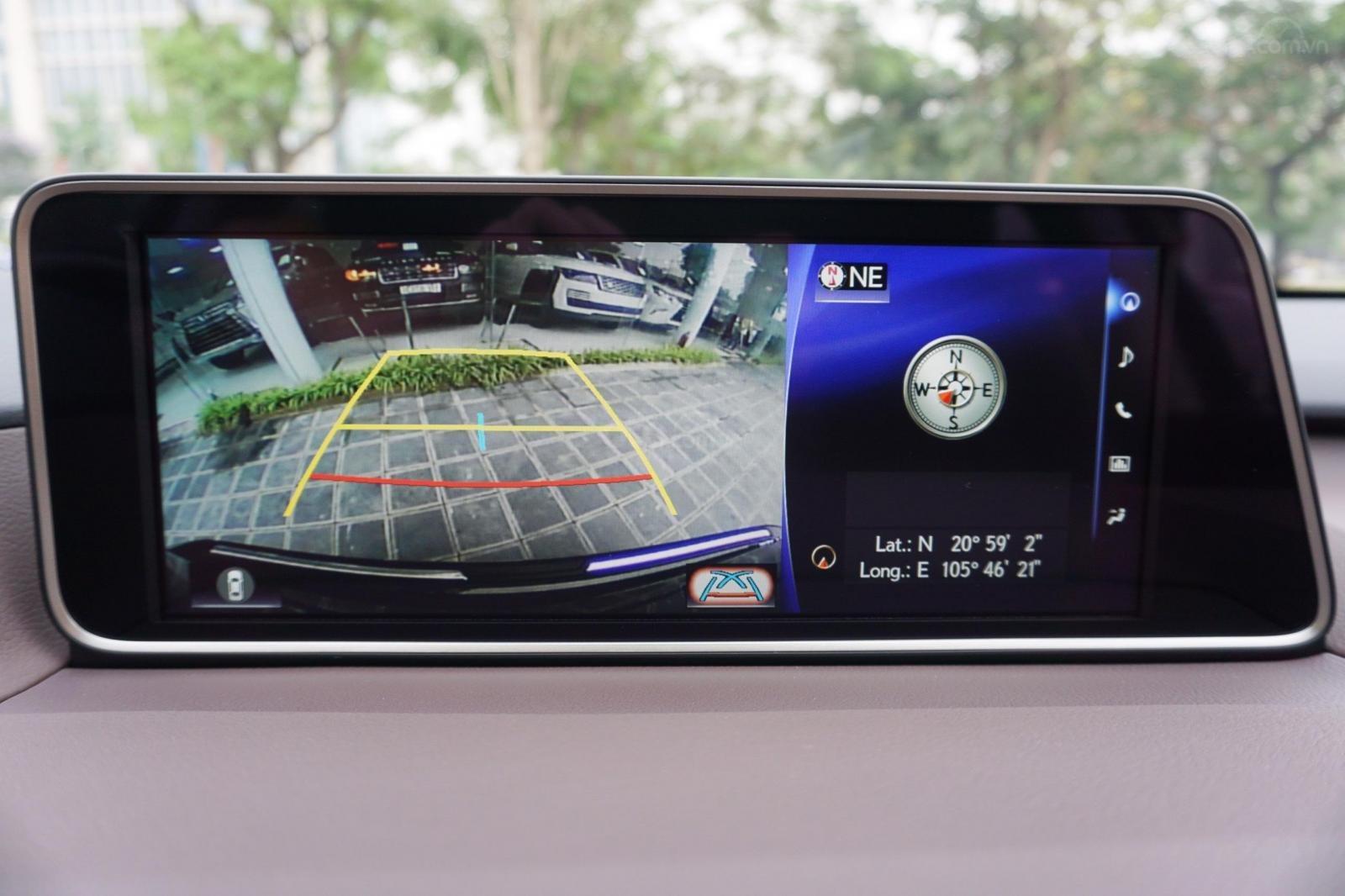Bán Lexus RX 350 sản xuất 2019, màu đen, nhập Mỹ, giao ngay, LH 094.539.2468 Ms Hương (7)