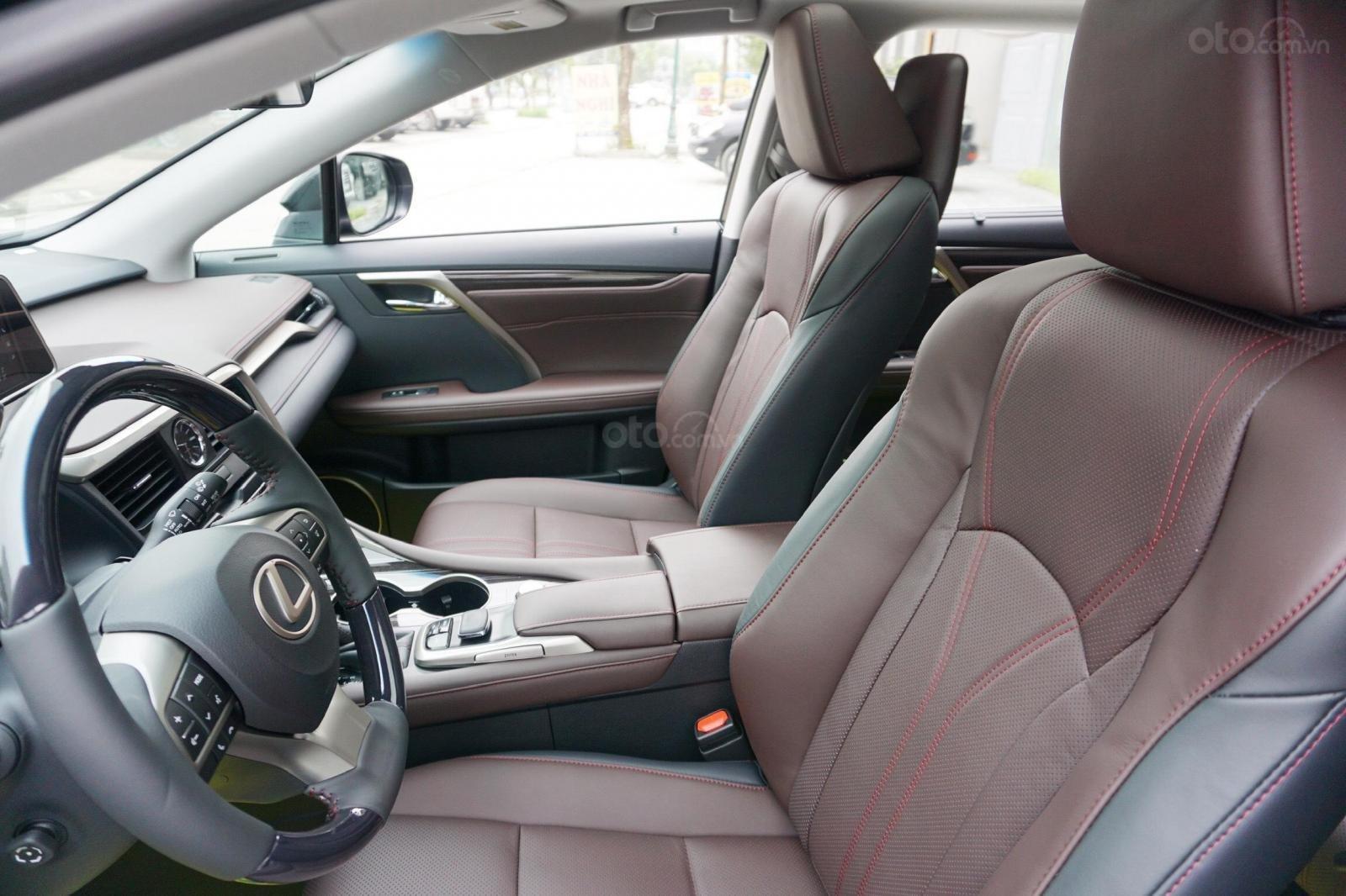 Bán Lexus RX 350 sản xuất 2019, màu đen, nhập Mỹ, giao ngay, LH 094.539.2468 Ms Hương (8)