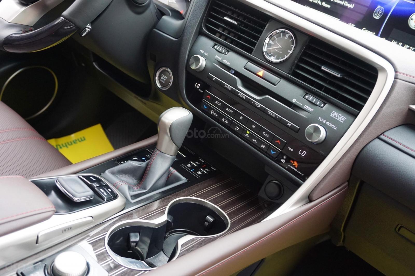 Bán Lexus RX 350 sản xuất 2019, màu đen, nhập Mỹ, giao ngay, LH 094.539.2468 Ms Hương (10)